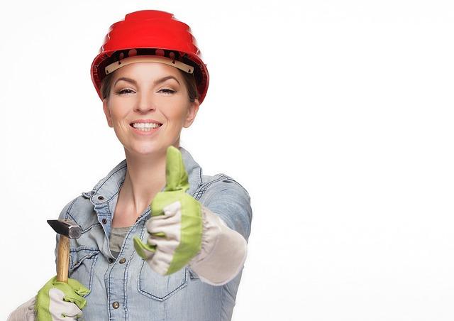 Werkzeugkoffer für Frauen